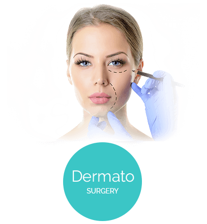 Dermatosurgery specialized doctor in Delhi
