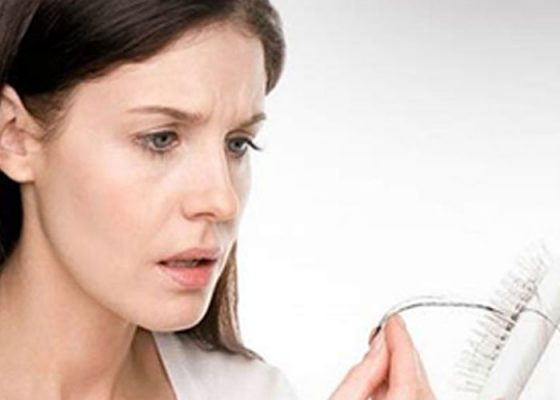 PRP thearpy for hair loss