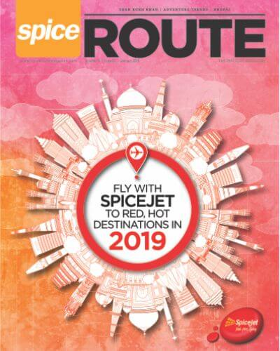 kinQure clinic featured in Spice Route in New Delhi